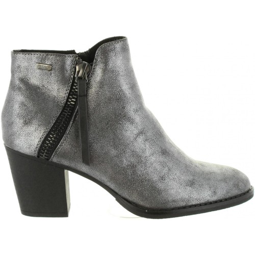 Chaussures Femme Low boots MTNG 58450 Gris