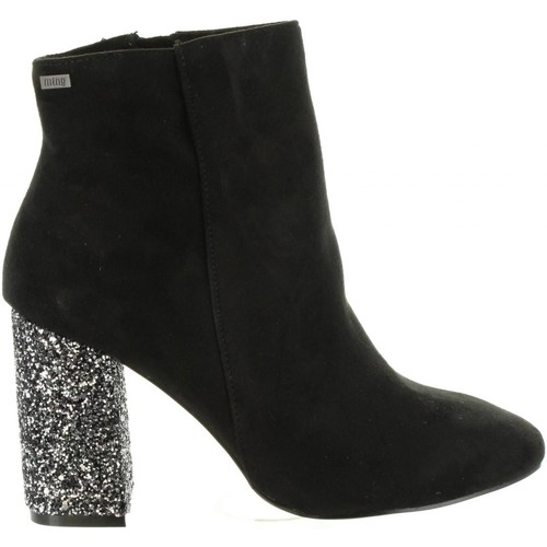 Chaussures Femme Low boots MTNG 58509 Negro