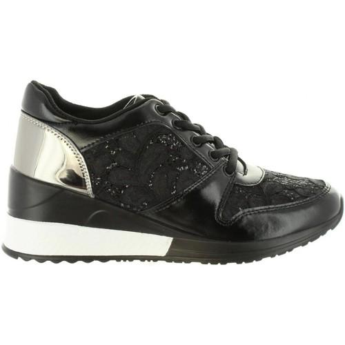 Chaussures Femme Baskets basses MTNG 61998 Negro