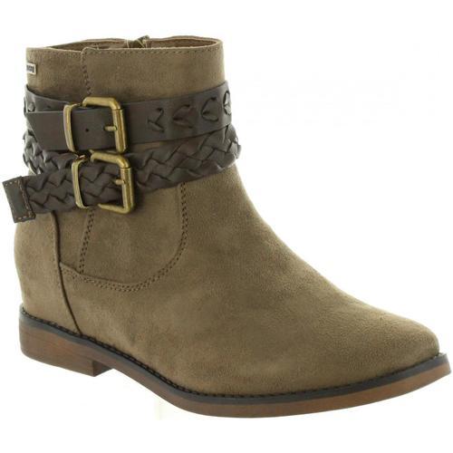 Chaussures Femme Bottines MTNG 50219 Marrón