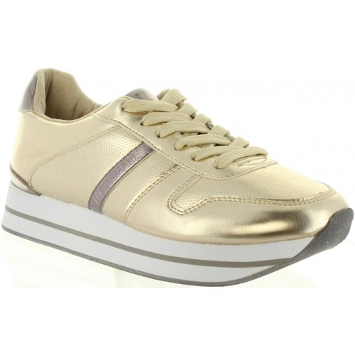 Chaussures Femme Baskets basses MTNG 62048 Beige