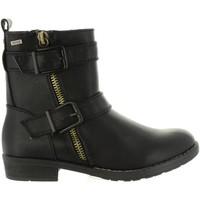Chaussures Femme Bottes ville MTNG 58560 Negro