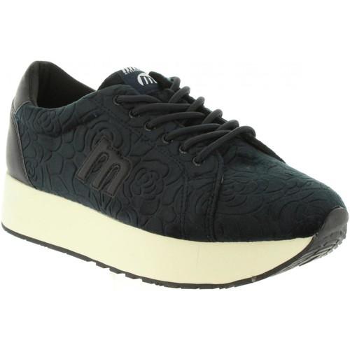 Chaussures Femme Baskets basses MTNG 69237 Negro