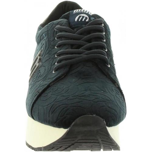 Femme 69237 Baskets Negro Mtng Basses UGzLSqMVp