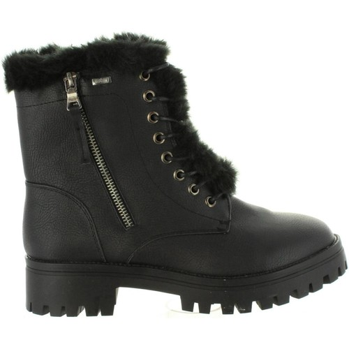 Chaussures Femme Bottines MTNG 57833 Negro