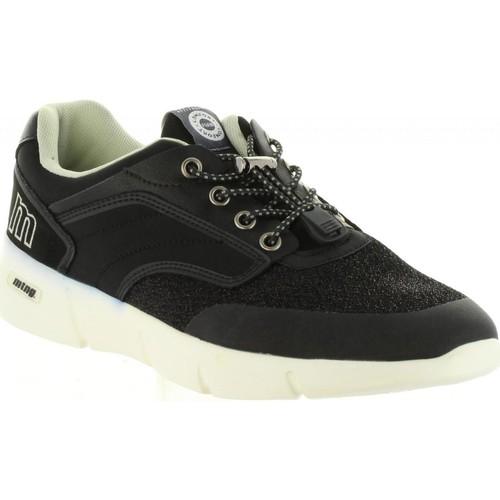 Chaussures Femme Baskets basses MTNG 69076 Negro