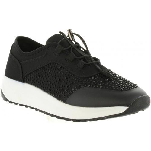 Chaussures Femme Baskets basses MTNG 69066 Negro