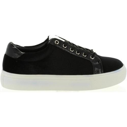 Chaussures Femme Baskets basses MTNG 62036 Negro