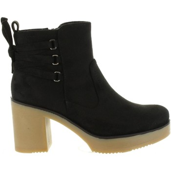 Chaussures Femme Bottines MTNG 51162 Negro