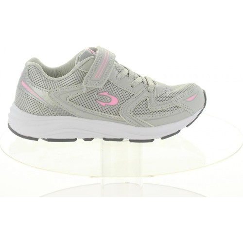 Chaussures Fille Baskets basses John Smith RIXON 18I Gris