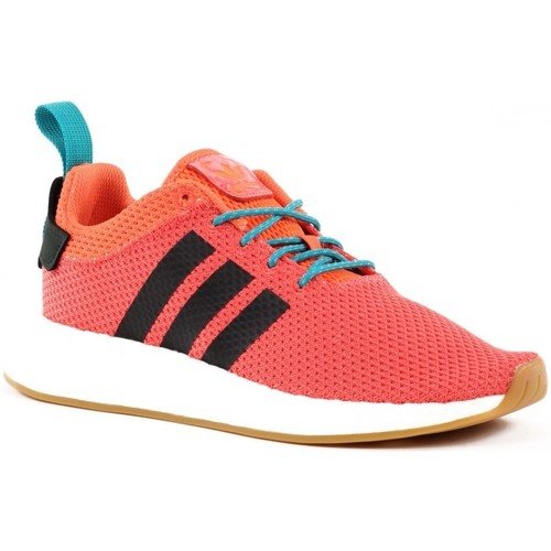 Chaussures Baskets basses adidas Originals NMD_R2 Summer Orange