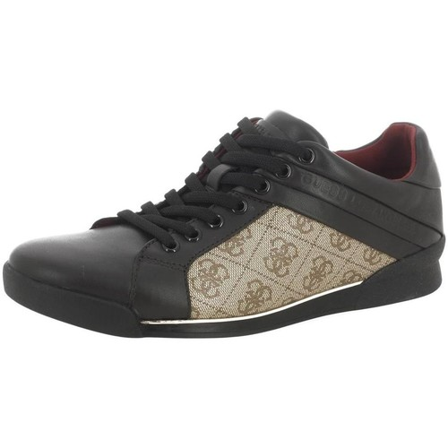 Chaussures Homme Baskets basses Guess fmngr4 fal12 noir