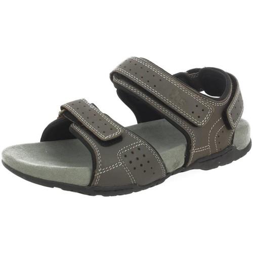 Chaussures Homme Sandales et Nu-pieds TBS univers gris