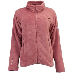 Vêtements Fille Polaires Geographical Norway Polaire Fille Unicorne poudre Rose