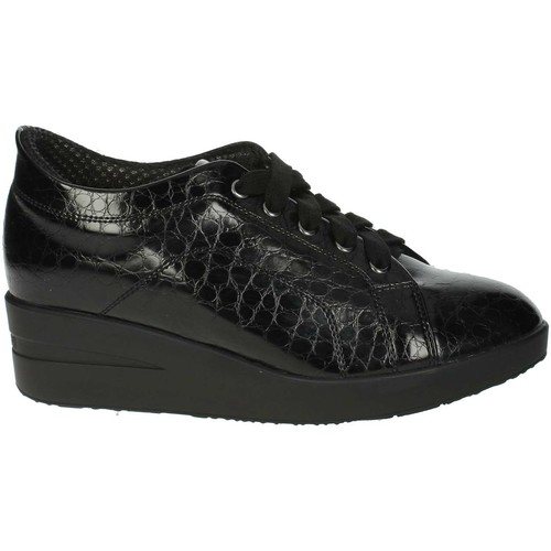 Chaussures Femme Baskets basses Agile By Ruco Line 208-68 Noir