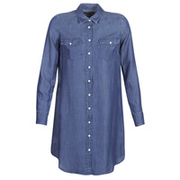 Vêtements Femme Robes courtes Yurban kOULIOTE Bleu Foncé