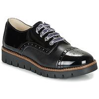 Chaussures Fille Derbies Catimini COXINELA Noir
