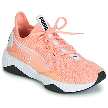 Chaussures Femme Baskets basses Puma WNS DEFY.PEACH Orange