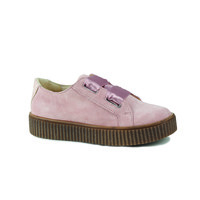 Chaussures Fille Baskets basses Catimini CAVANILLE CVV ROSE DPF/2892