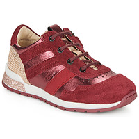 Chaussures Fille Baskets basses Catimini CAMELINE VTC BORDO DPF/VOLLEY