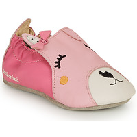 Chaussures Fille Chaussons Catimini CAPUCINE Rose