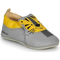 Chaussures Garçon Chaussons Catimini CALINOU Gris / Jaune