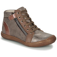 Chaussures Fille Baskets montantes GBB RACHIDA Blanc