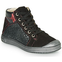 Chaussures Fille Baskets montantes GBB ORENGETTE Gris