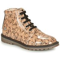 Chaussures Fille Baskets basses GBB NAREA Violet