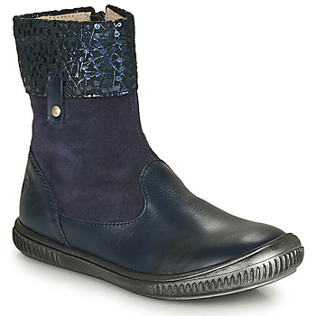 Chaussures Fille Boots GBB ORANTO Bleu