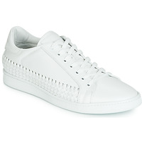 Chaussures Homme Baskets basses John Galliano 6712 Blanc