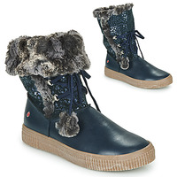 Chaussures Fille Boots GBB NOUSTIK Marine