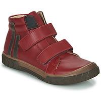 Chaussures Garçon Baskets montantes GBB OZONE Rouge