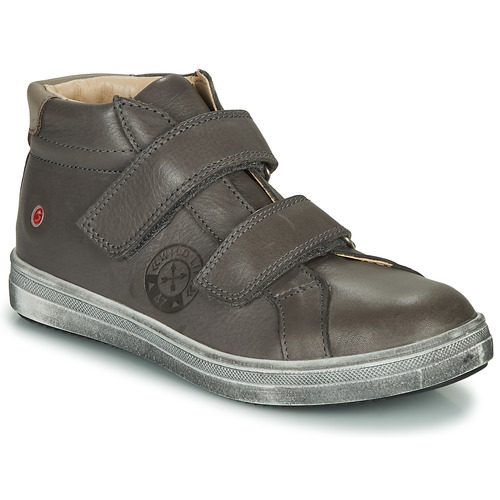Chaussures Garçon Baskets montantes GBB NAZAIRE Noir