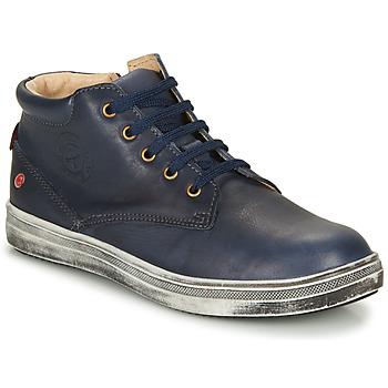 Chaussures Garçon Baskets montantes GBB NINO Bleu