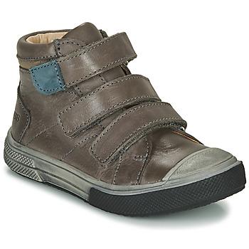 Chaussures Garçon Baskets montantes GBB OSHIRO Gris