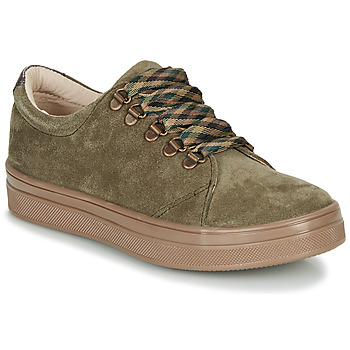 Chaussures Fille Baskets basses GBB OMAZETTE Vert