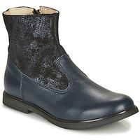 Chaussures Fille Boots GBB OSHINO Bleu