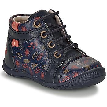 Chaussures Fille Boots GBB OMANE Bleu