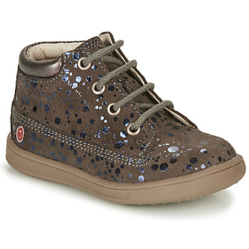 Chaussures Fille Baskets montantes GBB NINON Taupe