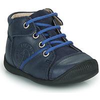 Chaussures Garçon Boots GBB OULOU Bleu