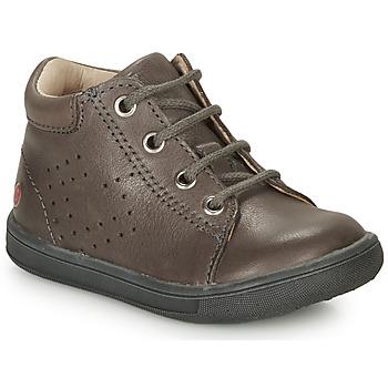Chaussures Garçon Baskets montantes GBB FOLLIO Noir
