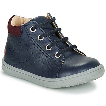 Chaussures Garçon Baskets montantes GBB FOLLIO Marine
