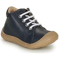 Chaussures Garçon Baskets montantes GBB FREDDO Marine