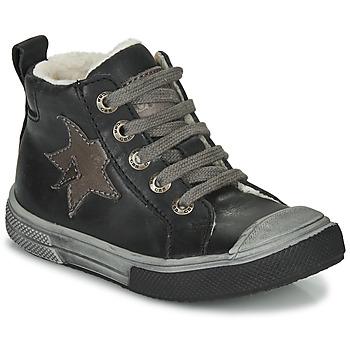 Chaussures Garçon Baskets montantes GBB OCALIAN Gris