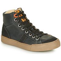 Chaussures Garçon Baskets montantes GBB OSTRAVI Noir