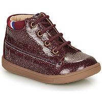 Chaussures Fille Boots GBB FRANCETTE Bordeaux