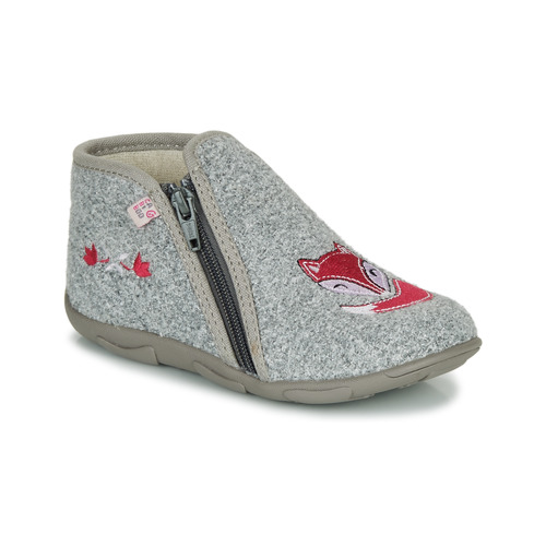 Chaussures Fille Chaussons GBB OLILE Gris