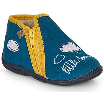 Chaussures Garçon Chaussons GBB OUBIRO Bleu