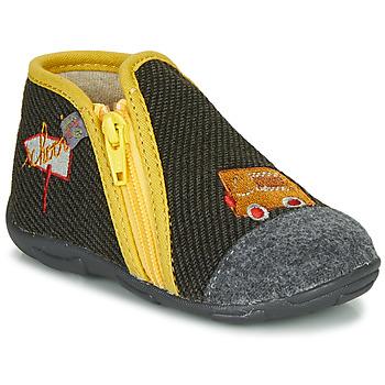 Chaussures Garçon Chaussons GBB OUBIRO Gris